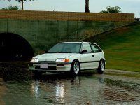 Honda Civic, 4 поколение, Si хетчбэк 3-дв., 1987–1996