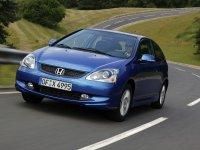 Honda Civic, 7 поколение [рестайлинг], Хетчбэк 3-дв., 2003–2005
