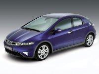 Honda Civic, 8 поколение [рестайлинг], Хетчбэк 5-дв., 2007–2012
