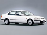 Honda Civic, 6 поколение, Седан, 1995–2001