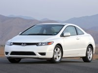 Honda Civic, 8 поколение, Купе, 2005–2008