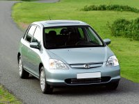 Honda Civic, 7 поколение, Хетчбэк 5-дв., 2000–2005