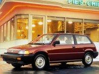 Honda Civic, 3 поколение, Хетчбэк