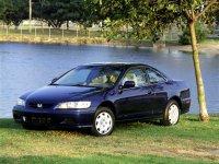 Honda Accord, 6 поколение [рестайлинг], Us-spec купе, 2001–2002