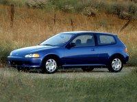 Honda Civic, 5 поколение, Хетчбэк 3-дв., 1991–1997
