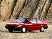 Honda Accord, 3 поколение, Us-spec хетчбэк