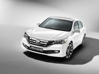 Honda Accord, 9 поколение [рестайлинг], Седан, 2015–2018