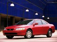 Honda Accord, 6 поколение, Us-spec купе, 1998–2002