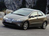 Honda Civic, 8 поколение, Хетчбэк 5-дв., 2005–2008