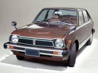 Honda Civic, 1 поколение, Седан 4-дв.