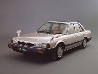 Honda Accord, 2 поколение, Gxr седан 4-дв.