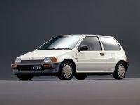 Honda City, 2 поколение, Хетчбэк, 1986–1994