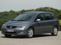Honda Civic, 7 поколение [рестайлинг], Хетчбэк 5-дв., 2003–2005