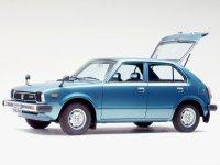 Honda Civic, 1 поколение, Хетчбэк 5-дв.