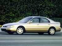 Honda Accord, 5 поколение, Us-spec седан 4-дв., 1993–1998
