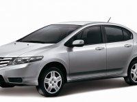 Honda City, 5 поколение [рестайлинг], Седан, 2011–2018