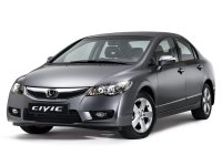 Honda Civic, 8 поколение [рестайлинг], Седан, 2007–2011