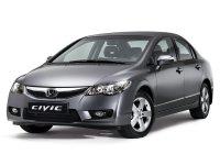 Honda Civic, 8 поколение [рестайлинг], Седан, 2007–2011