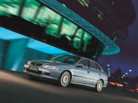 Honda Accord, 6 поколение, Хетчбэк, 1998–2002