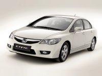 Honda Civic, 8 поколение [рестайлинг], Hybrid седан 4-дв., 2007–2012