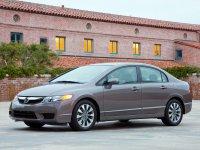 Honda Civic, 8 поколение [рестайлинг], Us-spec седан 4-дв., 2007–2012