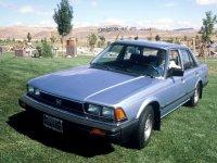 Honda Accord, 2 поколение, Us-spec седан 4-дв.