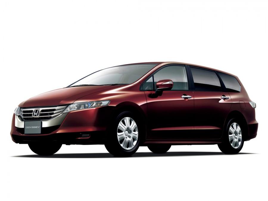 Honda Odyssey минивэн 5-дв., 2011–2016, 4 поколение [рестайлинг] - отзывы, фото и характеристики на Car.ru