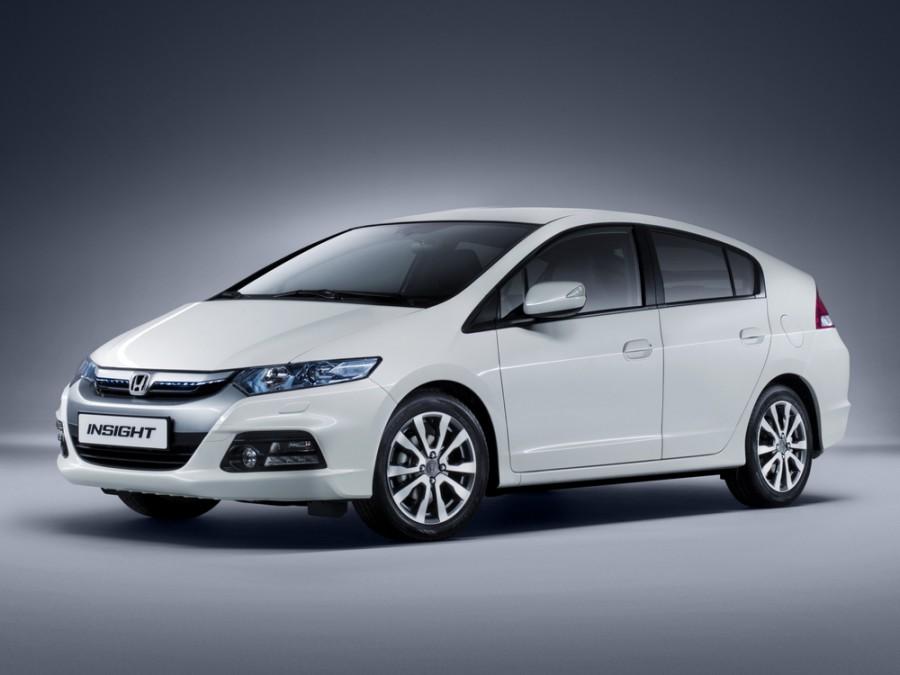Honda Insight хетчбэк, 2011–2016, 2 поколение [рестайлинг] - отзывы, фото и характеристики на Car.ru