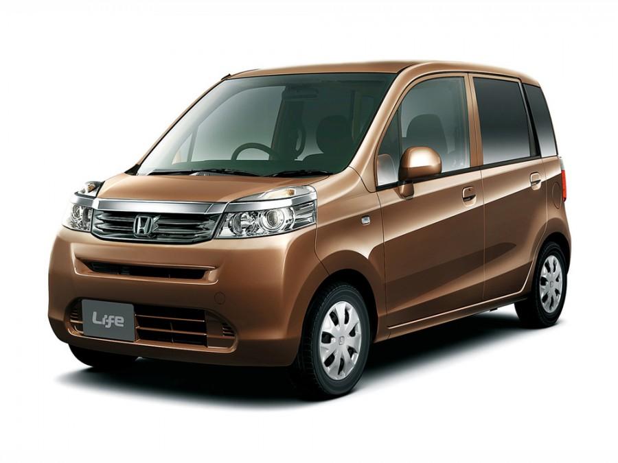 Honda Life хетчбэк, 2010–2016, 5 поколение [рестайлинг] - отзывы, фото и характеристики на Car.ru