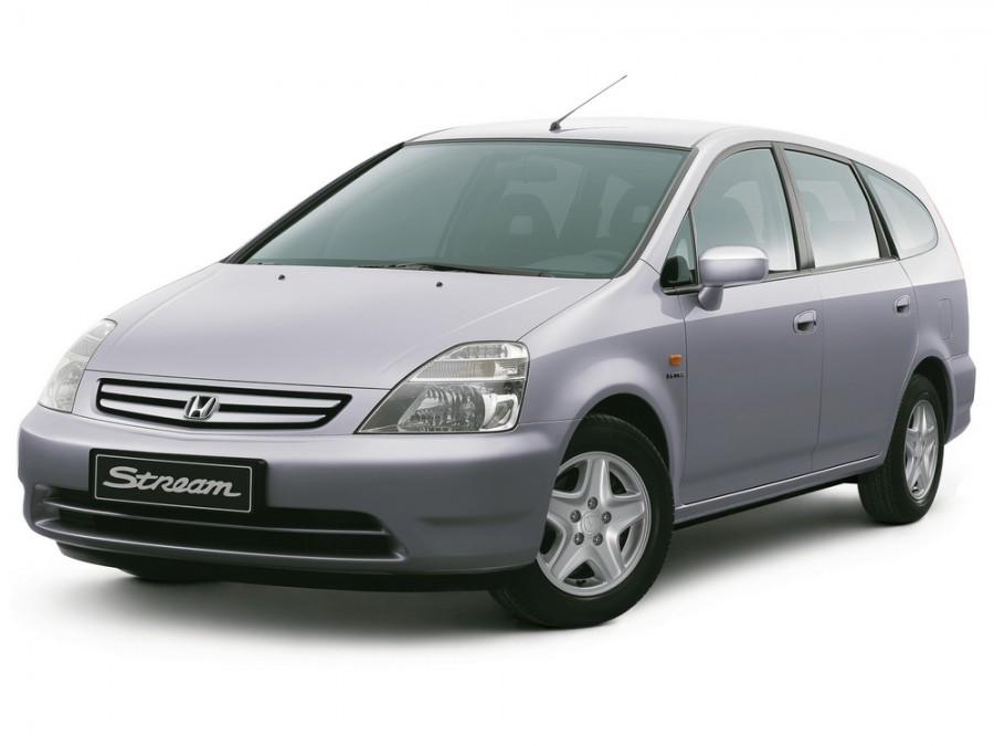 Honda Stream минивэн, 2000–2004, 1 поколение - отзывы, фото и характеристики на Car.ru
