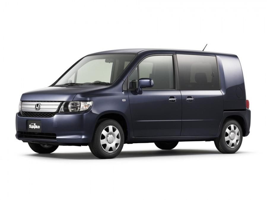 Honda Mobilio Spike минивэн, 2005–2008, 1 поколение [рестайлинг] - отзывы, фото и характеристики на Car.ru