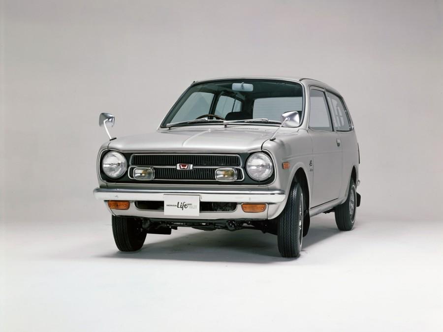 Honda Life хетчбэк, 1971–1974, 1 поколение - отзывы, фото и характеристики на Car.ru