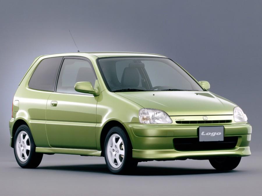 Honda Logo хетчбэк 3-дв., 1998–2000, 1 поколение [рестайлинг] - отзывы, фото и характеристики на Car.ru