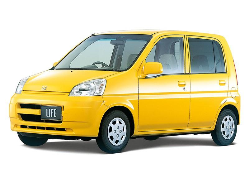 Honda Life хетчбэк, 2001–2003, 3 поколение [рестайлинг] - отзывы, фото и характеристики на Car.ru