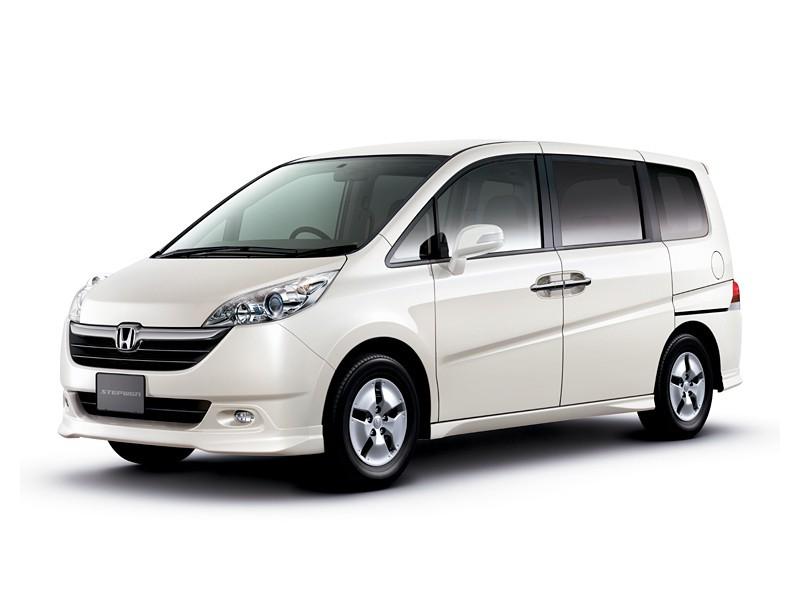 Honda Stepwgn минивэн, 2003–2007, 3 поколение - отзывы, фото и характеристики на Car.ru