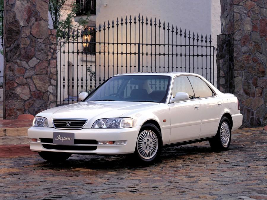 Honda Inspire седан, 1995–1998, 2 поколение - отзывы, фото и характеристики на Car.ru