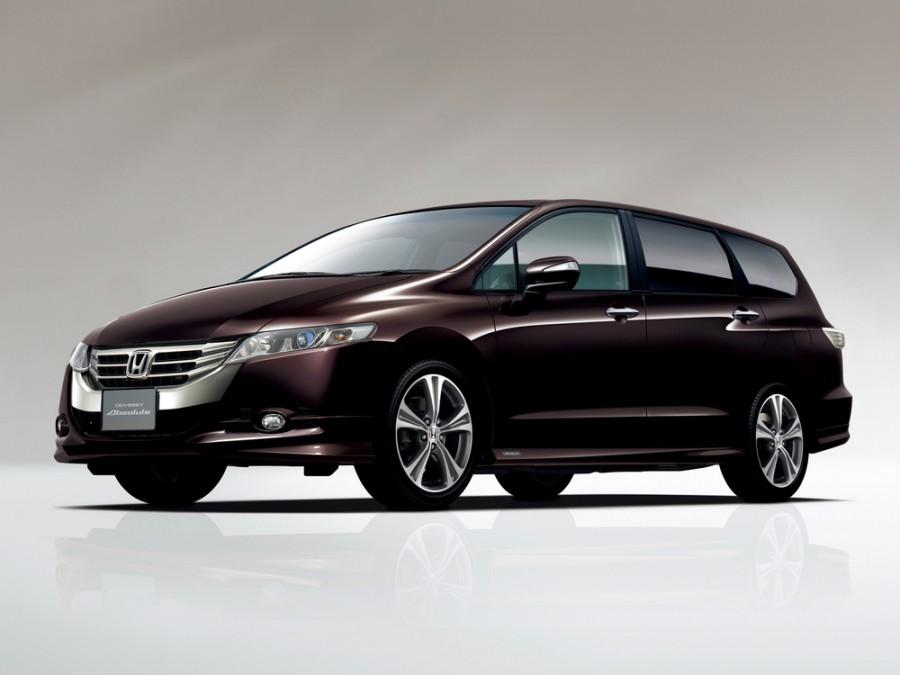 Honda Odyssey Absolute минивэн 5-дв., 2011–2016, 4 поколение [рестайлинг] - отзывы, фото и характеристики на Car.ru