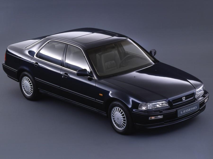Honda Legend седан, 1990–1996, 2 поколение - отзывы, фото и характеристики на Car.ru