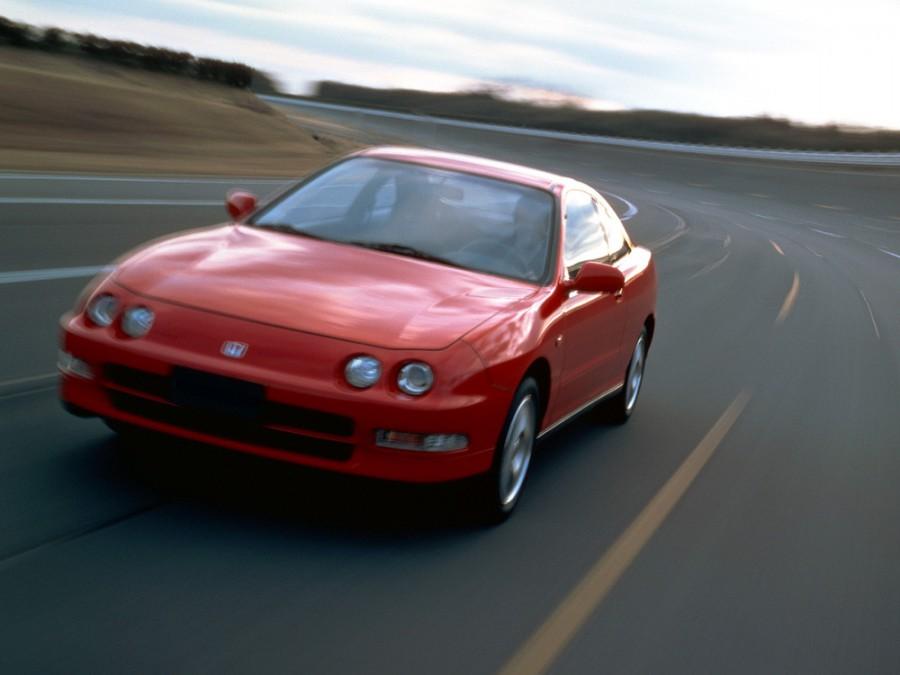 Honda Integra купе, 1993–1995, 3 поколение - отзывы, фото и характеристики на Car.ru
