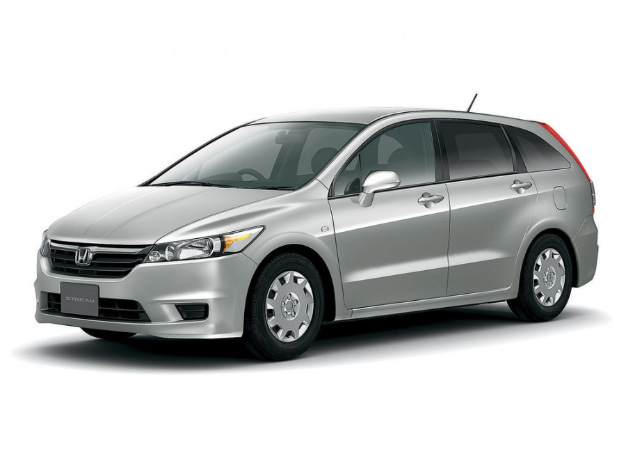 Honda Stream минивэн, 2006–2009, 2 поколение - отзывы, фото и характеристики на Car.ru