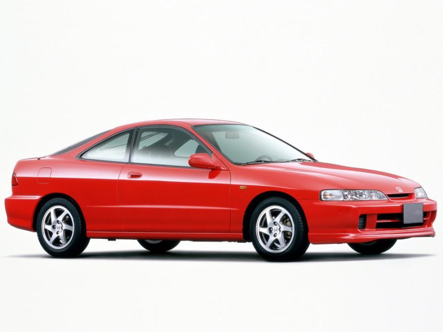 Honda Integra купе, 1995–2001, 3 поколение [рестайлинг] - отзывы, фото и характеристики на Car.ru