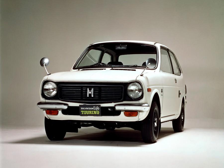 Honda Life седан 2-дв., 1971–1974, 1 поколение - отзывы, фото и характеристики на Car.ru