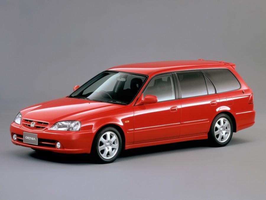 Honda Orthia универсал, 1999–2002, 1 поколение [рестайлинг] - отзывы, фото и характеристики на Car.ru