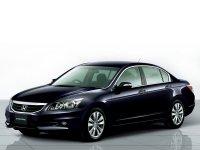 Honda Inspire, 5 поколение [рестайлинг], Седан, 2010–2012