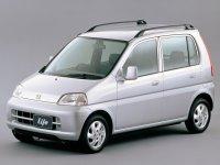 Honda Life, 2 поколение, Хетчбэк, 1997–1998