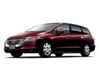 Honda Odyssey, 4 поколение [рестайлинг], Минивэн 5-дв., 2011–2018