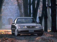 Honda Legend, 3 поколение, Седан, 1996–2004