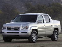 Honda Ridgeline, 1 поколение, Пикап, 2006–2008