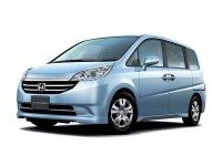 Honda Stepwgn, 3 поколение [рестайлинг], Минивэн, 2007–2009