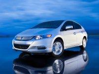 Honda Insight, 2 поколение, Хетчбэк, 2009–2011